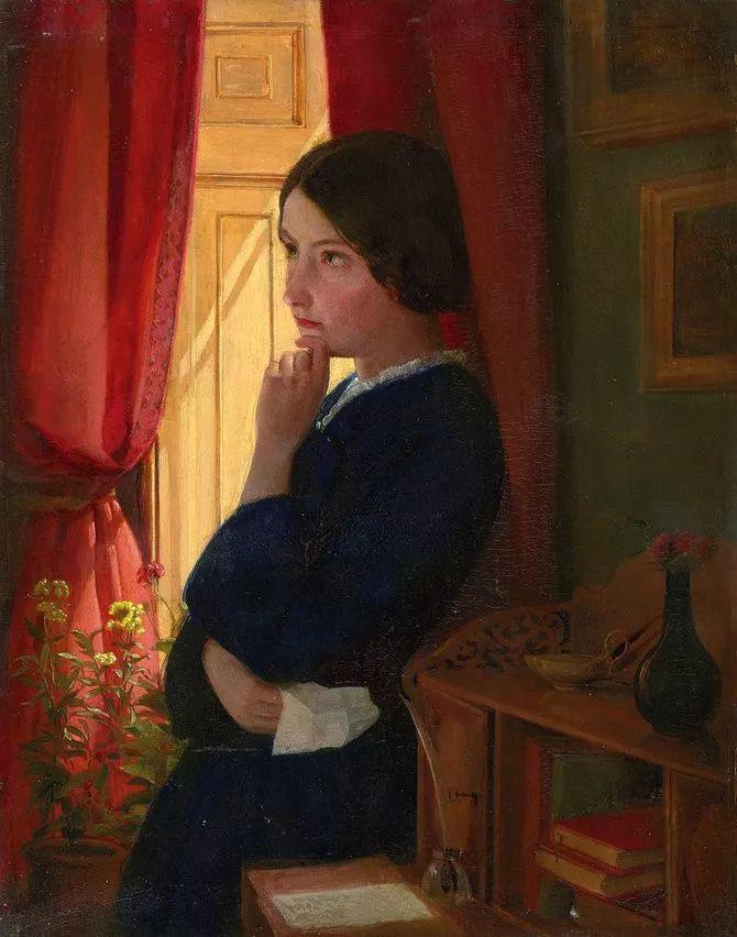 轻柔美丽的色彩,描绘女子各阶段时的样子插图21