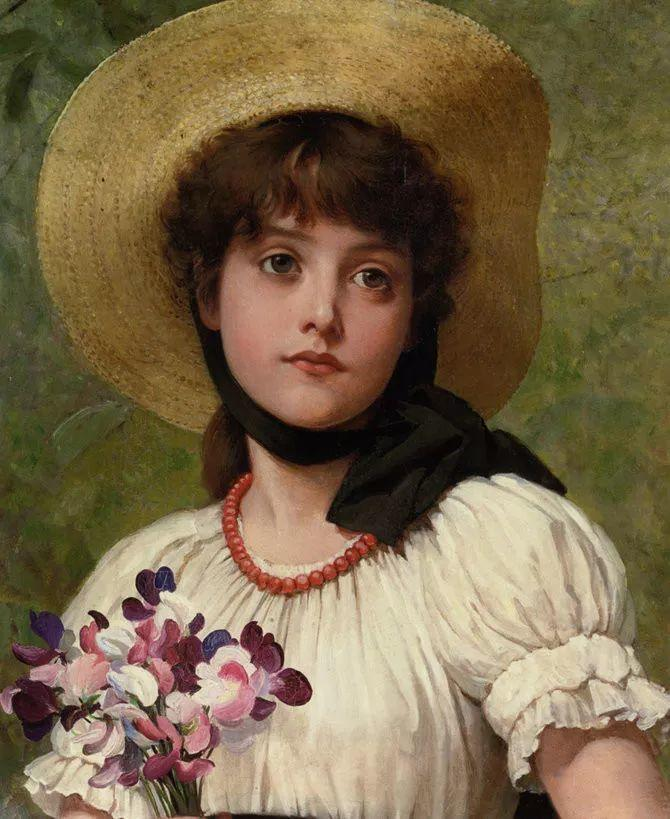 轻柔美丽的色彩,描绘女子各阶段时的样子插图30