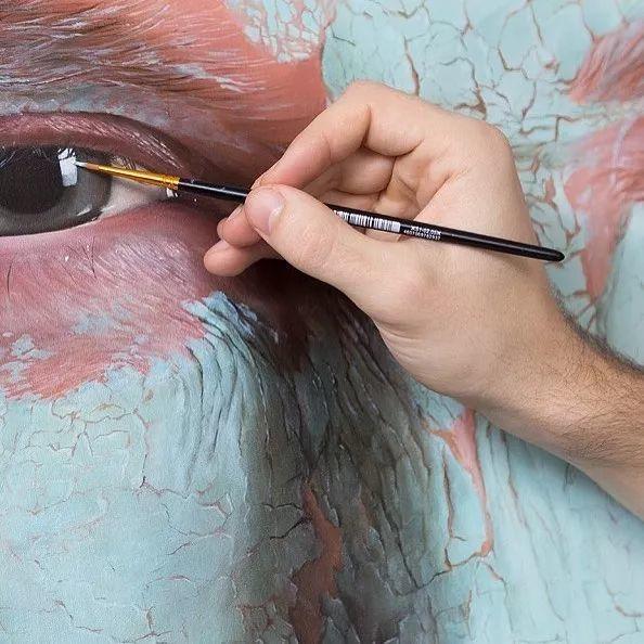 他画了一波美人,笔触精致,活色生香~插图19