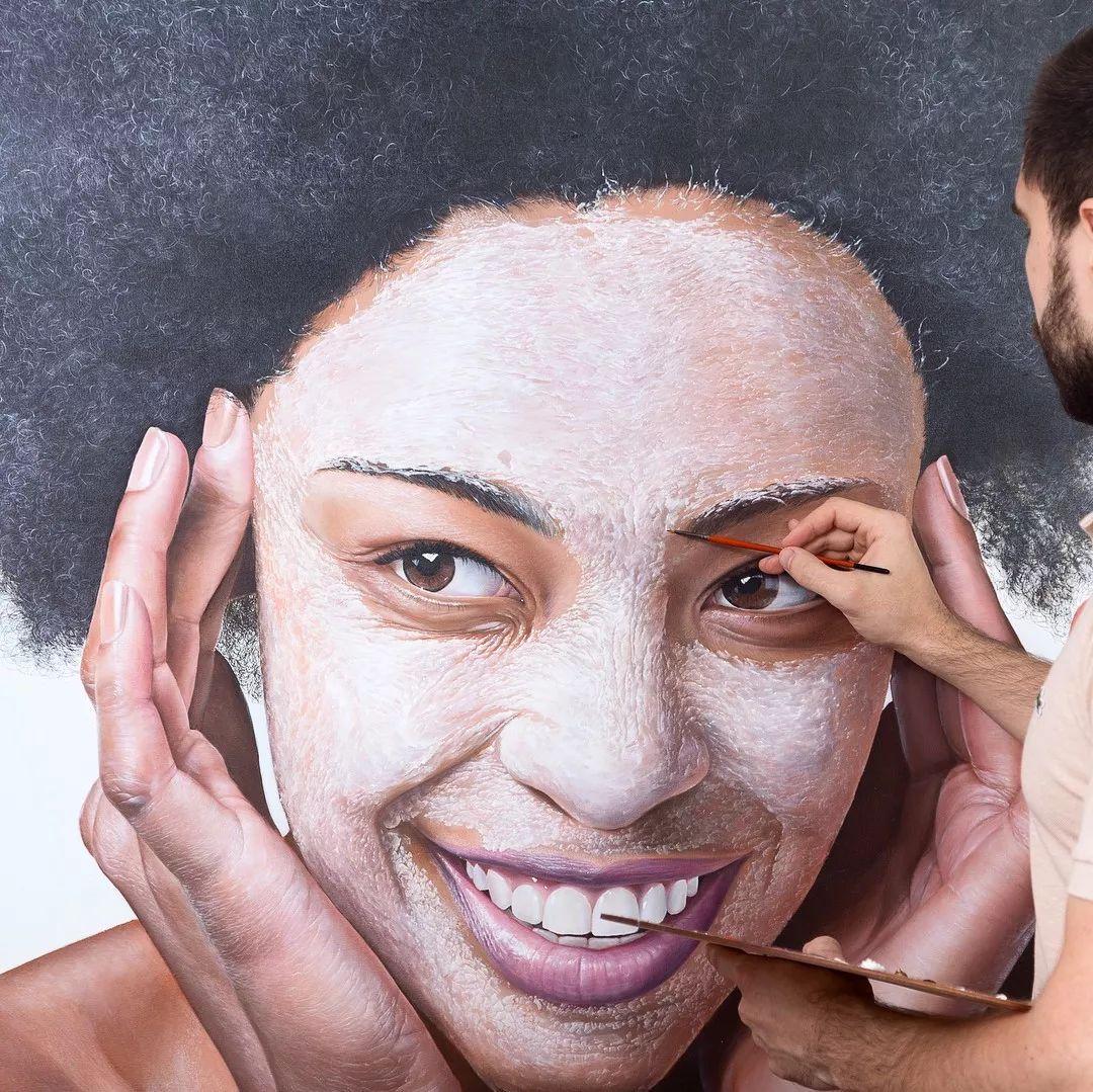 他画了一波美人,笔触精致,活色生香~插图27