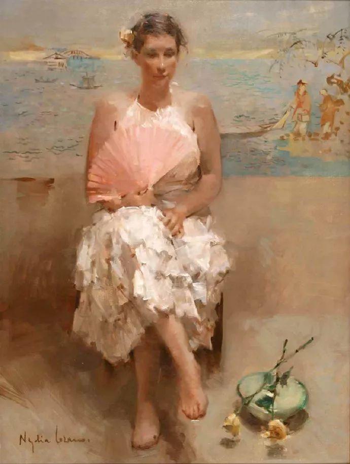 女性人物作品 西班牙女画家Nydia Lozano插图14