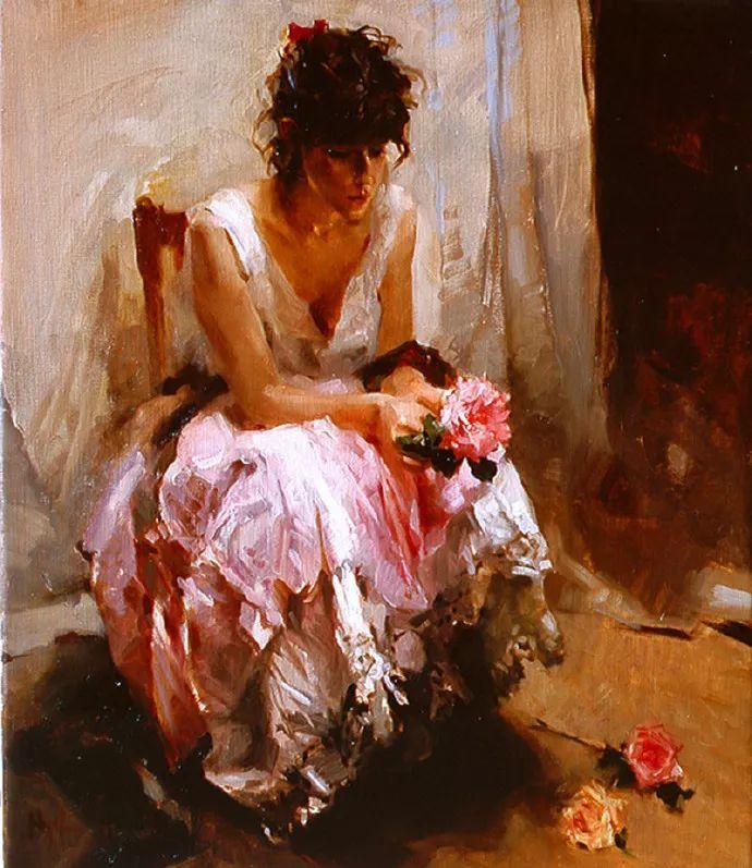 女性人物作品 西班牙女画家Nydia Lozano插图15