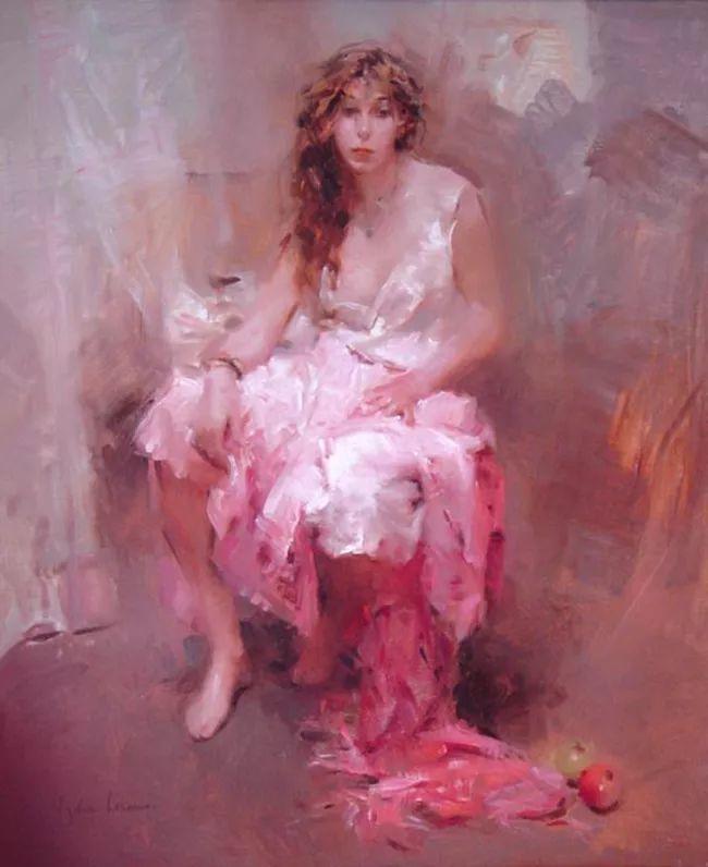 女性人物作品 西班牙女画家Nydia Lozano插图33