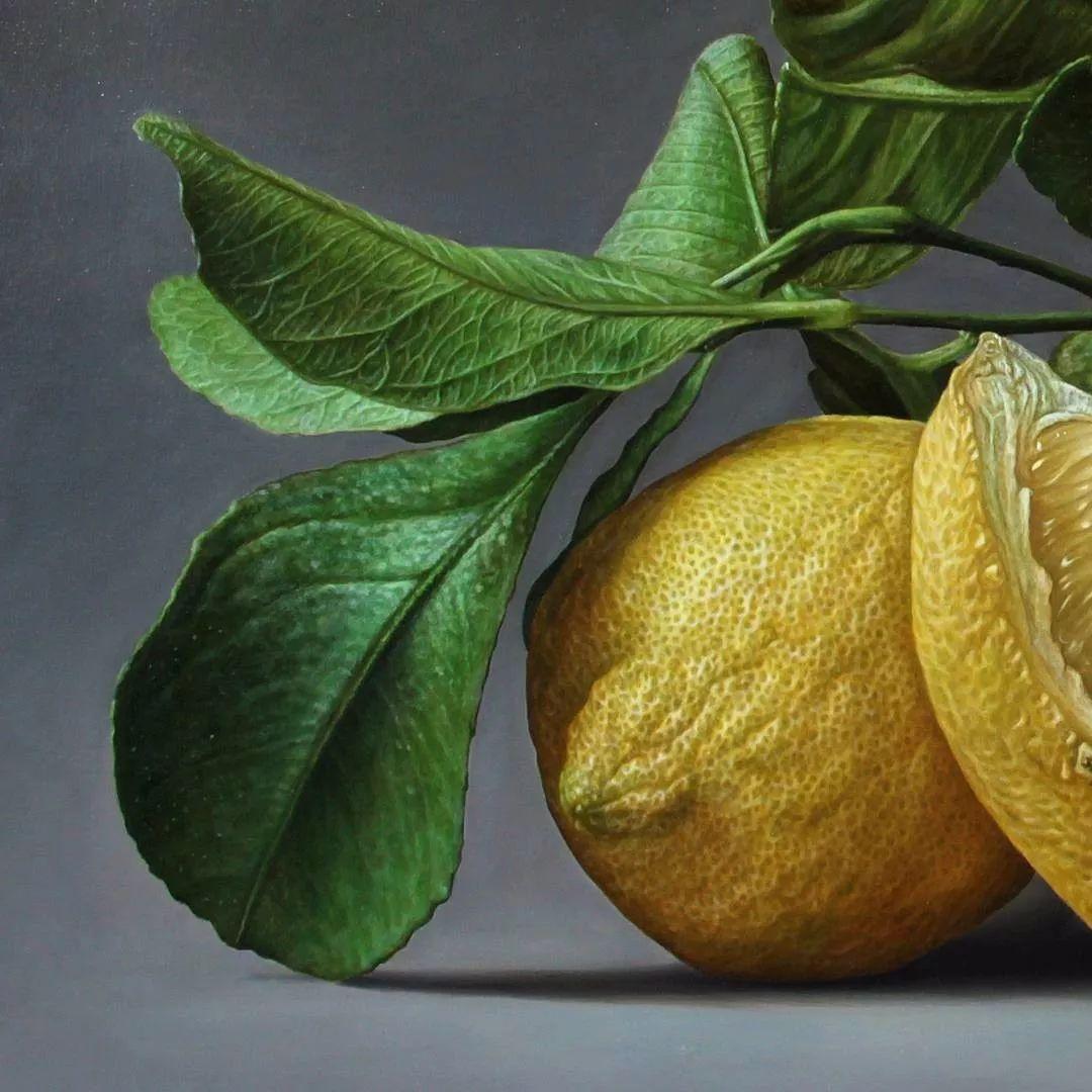 超写实静物 意大利画家Gioacchino Passini 二插图4
