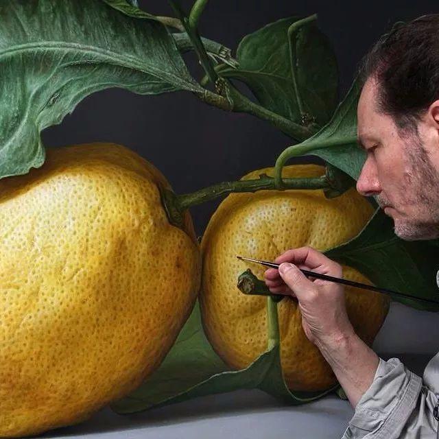 超写实静物 意大利画家Gioacchino Passini 二插图7