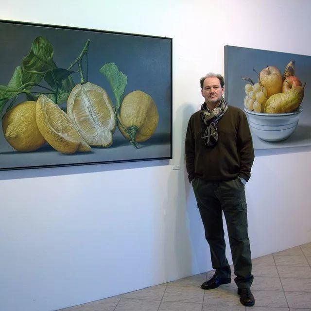 超写实静物 意大利画家Gioacchino Passini 二插图9