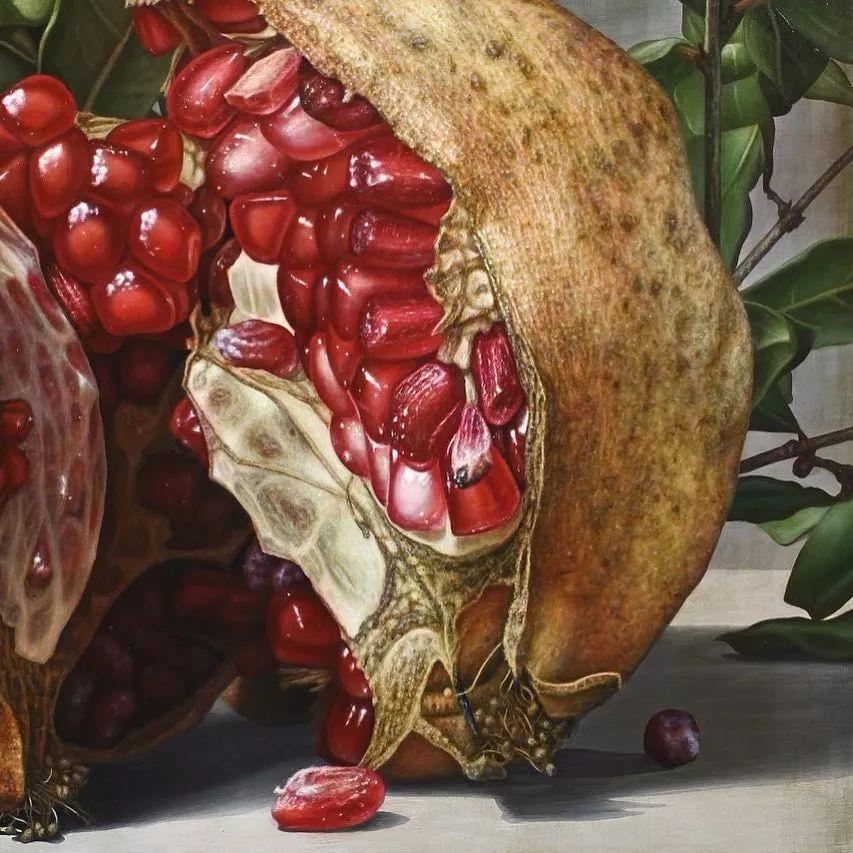 超写实静物 意大利画家Gioacchino Passini 二插图24
