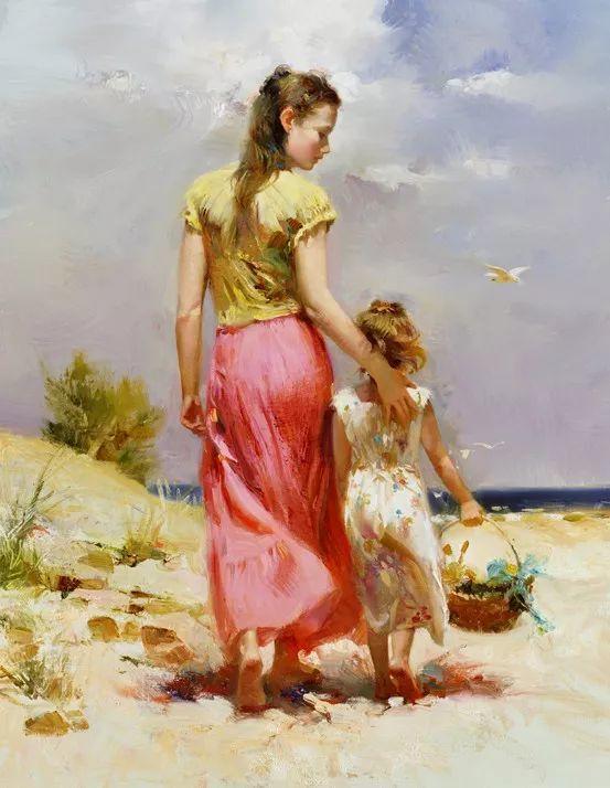 对家庭的爱,微妙简单的表达,扣人心弦的颜色插图15