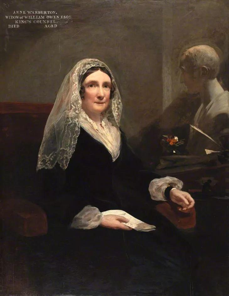 桑特画笔下的妻子,犹如润玉雕琢般柔美插图35