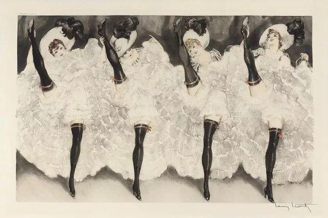 妻子是他一生艺术的灵感源泉 法国画家Louis Icart插图65