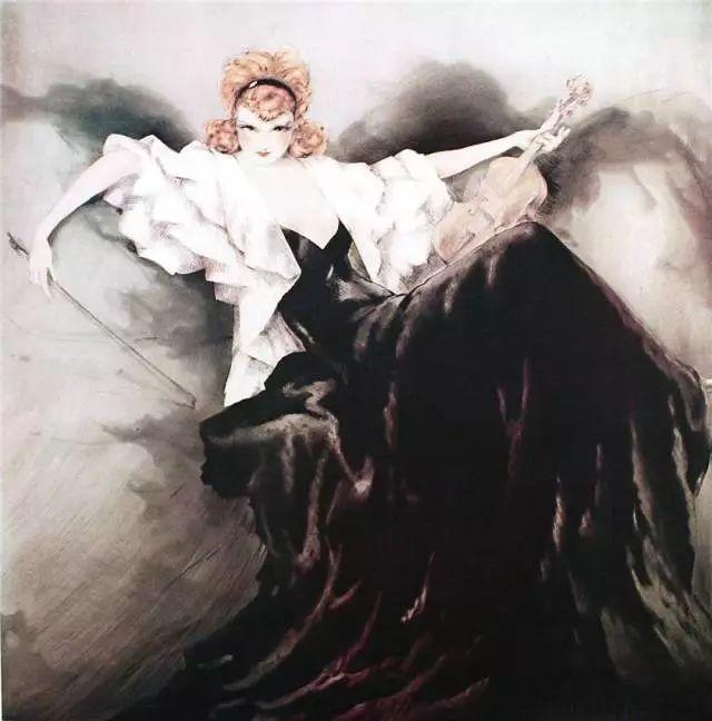 妻子是他一生艺术的灵感源泉 法国画家Louis Icart插图83