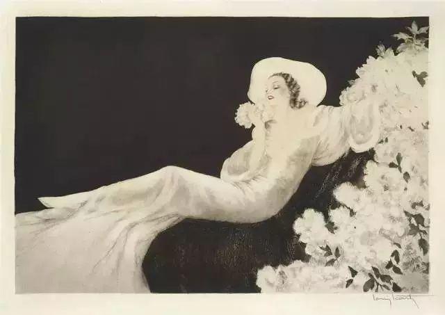 妻子是他一生艺术的灵感源泉 法国画家Louis Icart插图85