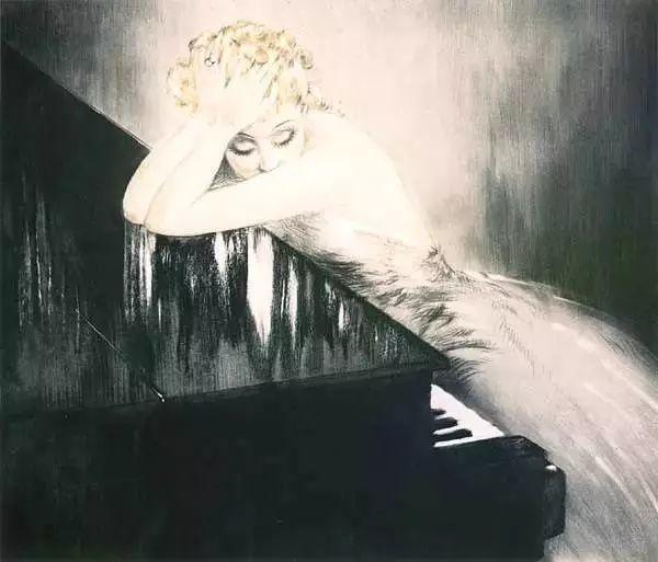 妻子是他一生艺术的灵感源泉 法国画家Louis Icart插图89