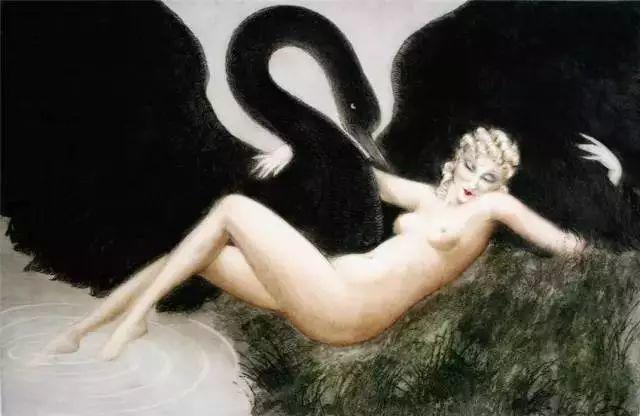 妻子是他一生艺术的灵感源泉 法国画家Louis Icart插图91