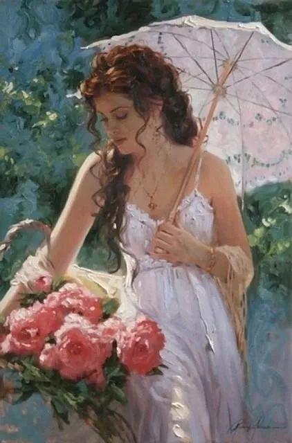 阳光般的美感 青春靓丽的女子插图18