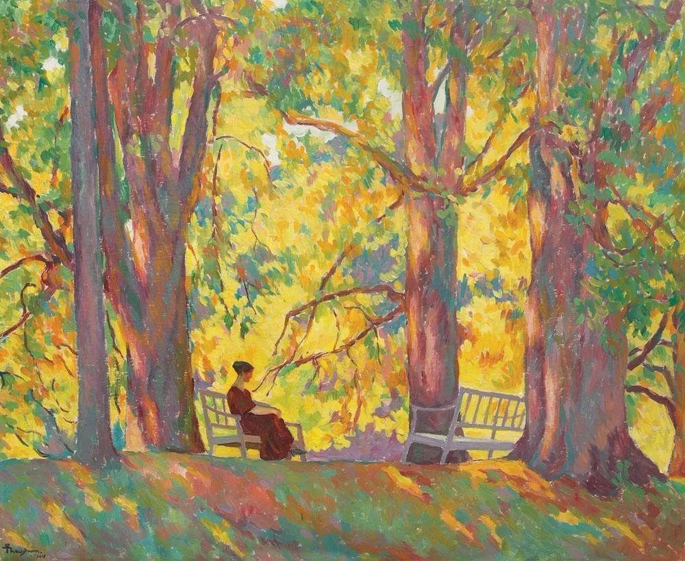 他集多个画派于一身,以对现代综合派艺术贡献而闻名插图5