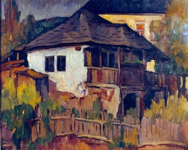 他集多个画派于一身,以对现代综合派艺术贡献而闻名插图8