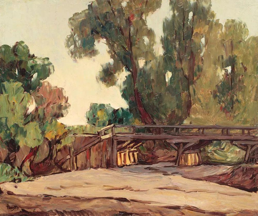 他集多个画派于一身,以对现代综合派艺术贡献而闻名插图10