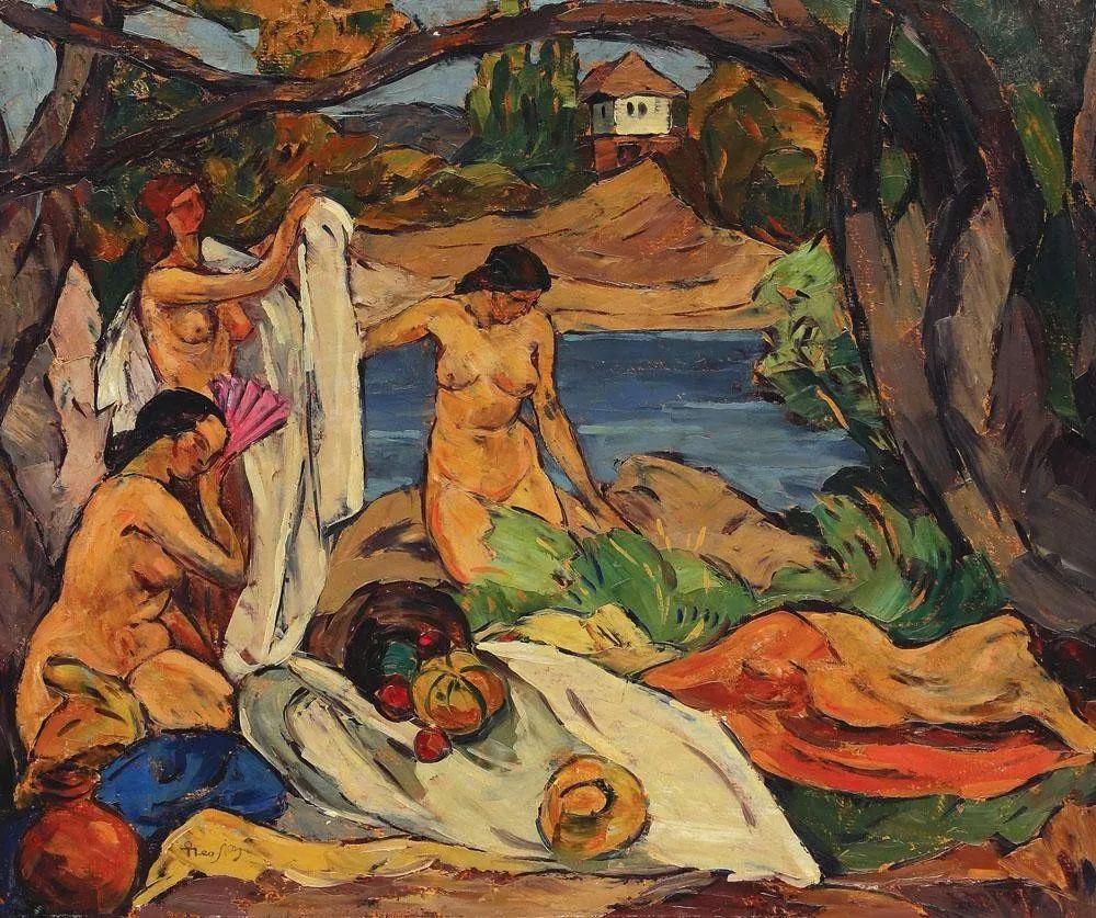 他集多个画派于一身,以对现代综合派艺术贡献而闻名插图13
