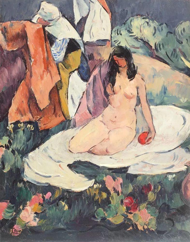 他集多个画派于一身,以对现代综合派艺术贡献而闻名插图15