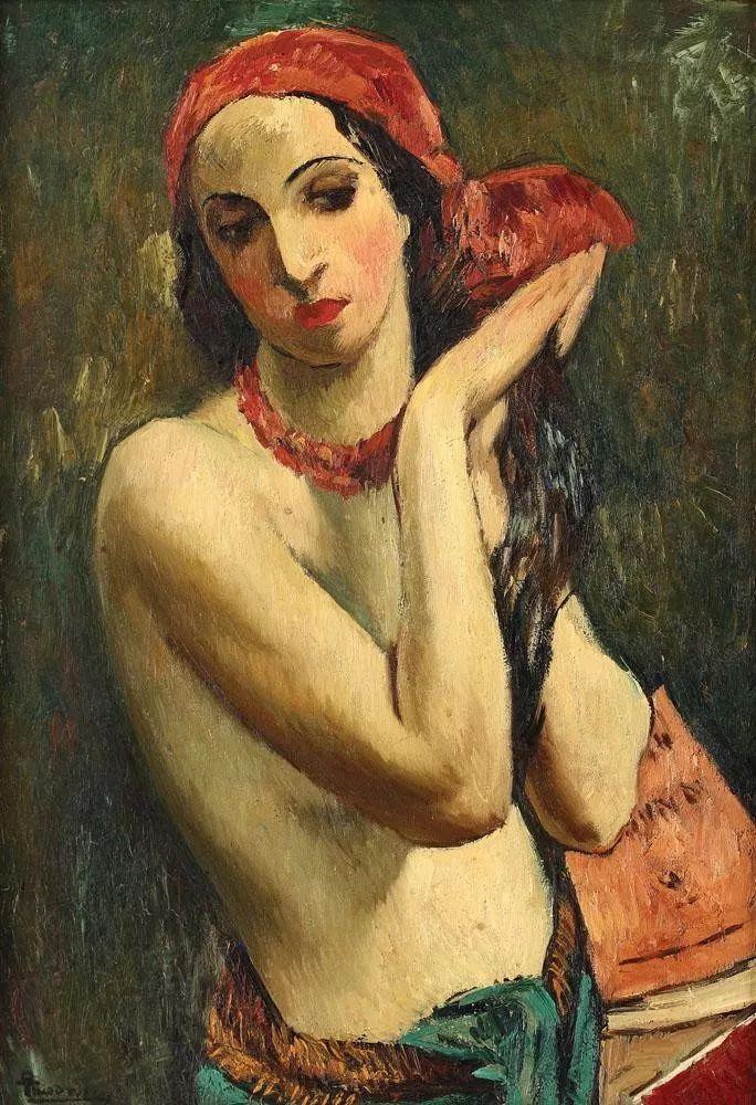 他集多个画派于一身,以对现代综合派艺术贡献而闻名插图19
