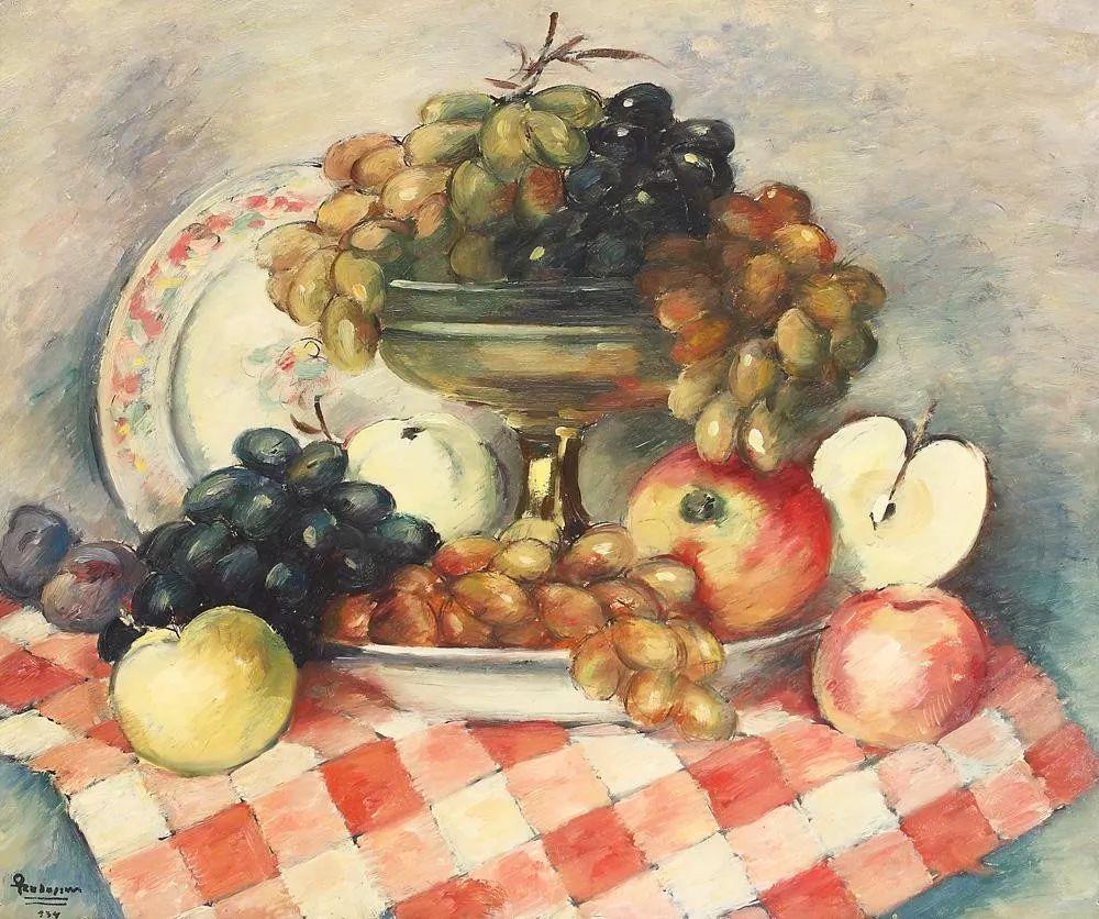 他集多个画派于一身,以对现代综合派艺术贡献而闻名插图20