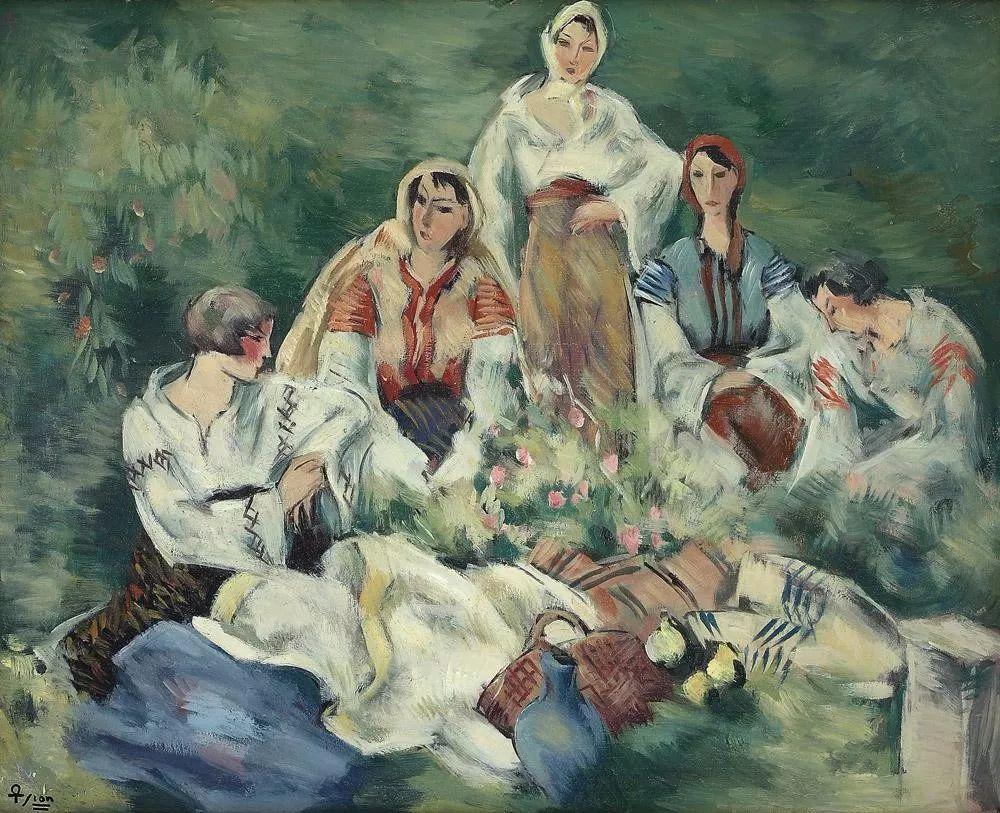 他集多个画派于一身,以对现代综合派艺术贡献而闻名插图21