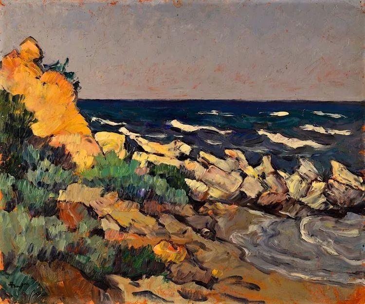 他集多个画派于一身,以对现代综合派艺术贡献而闻名插图24