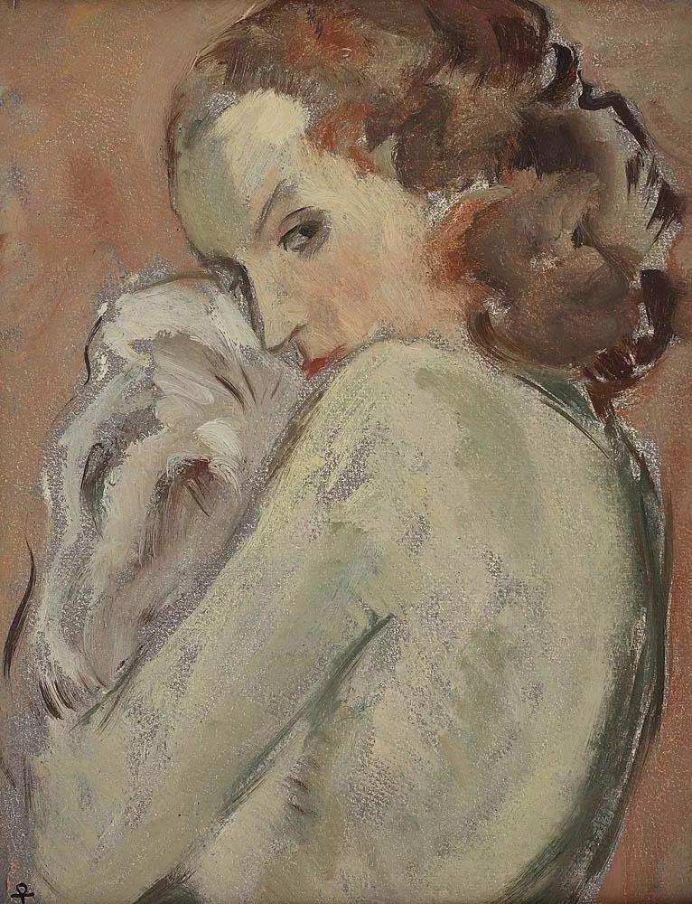 他集多个画派于一身,以对现代综合派艺术贡献而闻名插图26