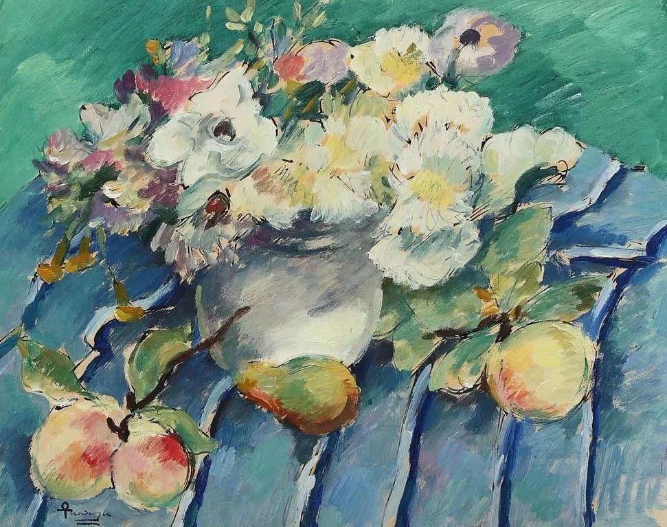 他集多个画派于一身,以对现代综合派艺术贡献而闻名插图27