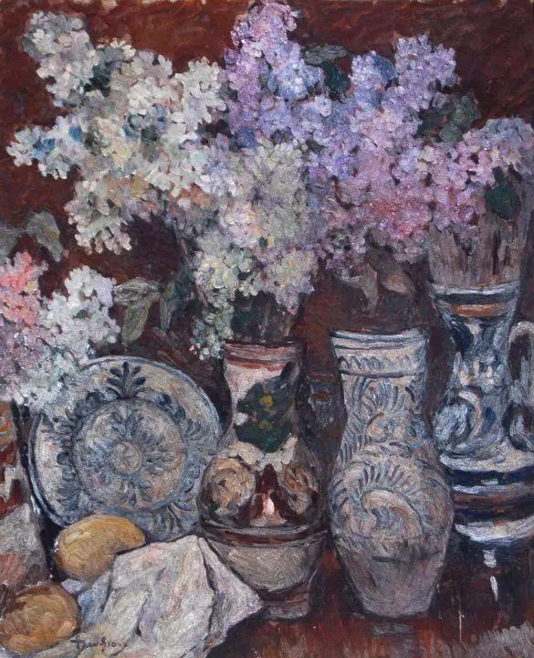 他集多个画派于一身,以对现代综合派艺术贡献而闻名插图29