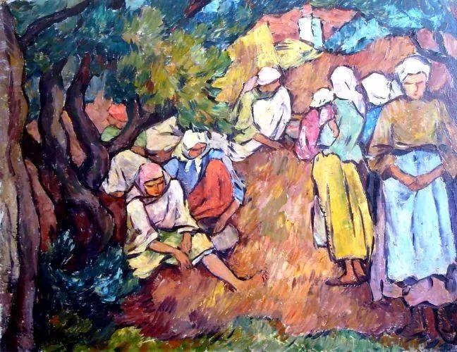他集多个画派于一身,以对现代综合派艺术贡献而闻名插图32