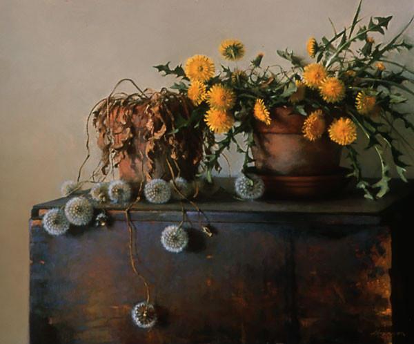 生活油画,美国杰弗里·拉尔森插图11