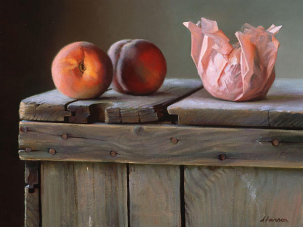 生活油画,美国杰弗里·拉尔森插图17