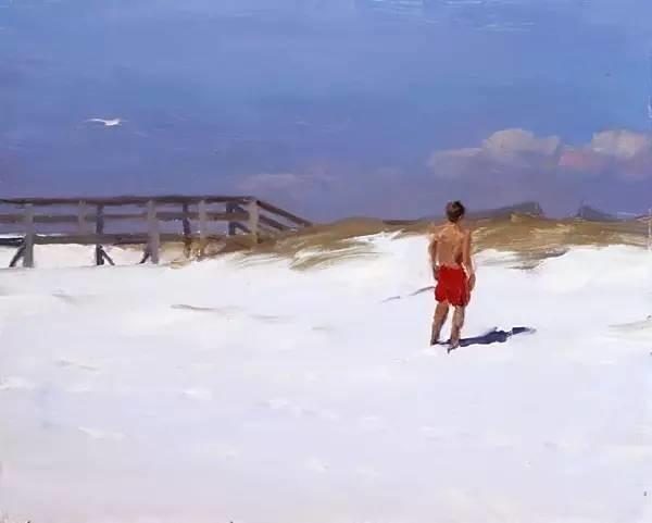 生活油画,美国杰弗里·拉尔森插图32
