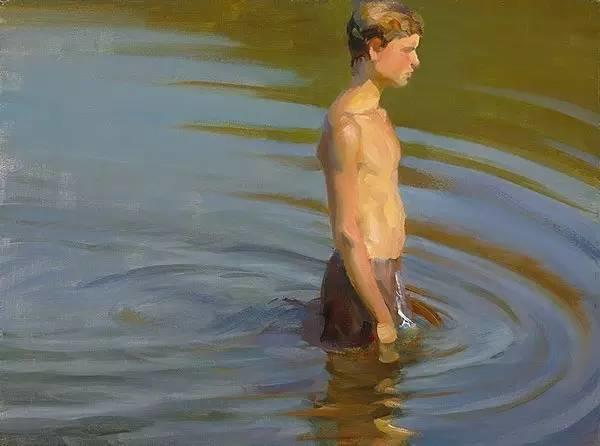 生活油画,美国杰弗里·拉尔森插图57