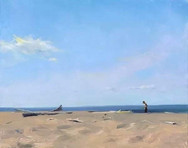生活油画,美国杰弗里·拉尔森插图61