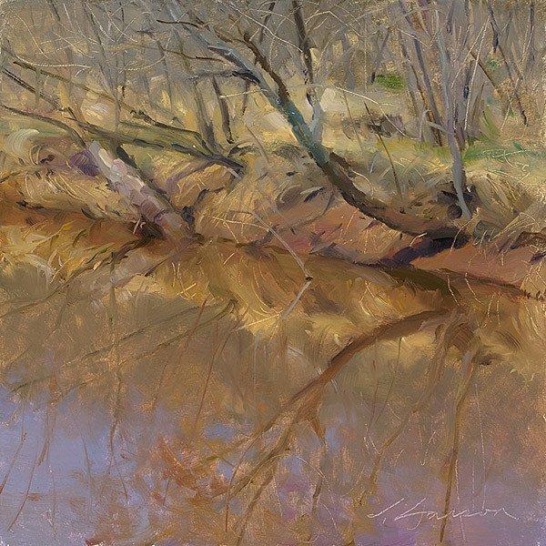 生活油画,美国杰弗里·拉尔森插图85