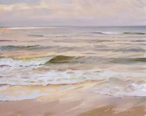 生活油画,美国杰弗里·拉尔森插图105
