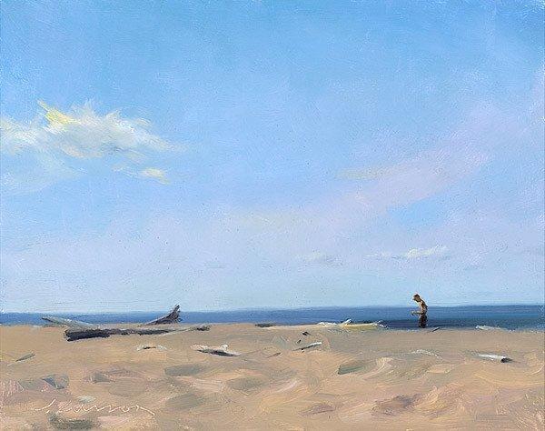 生活油画,美国杰弗里·拉尔森插图109