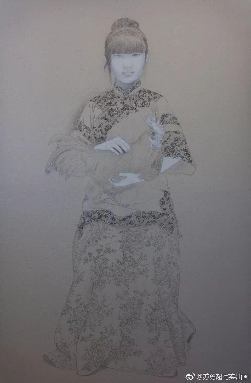 他一幅画,180天,1200颗珠子,每一颗都独一无二,让人心生敬畏!插图35