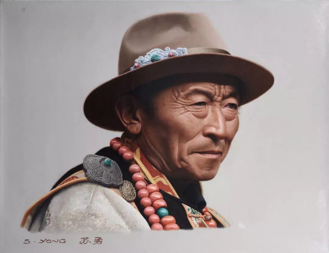 他一幅画,180天,1200颗珠子,每一颗都独一无二,让人心生敬畏!插图44