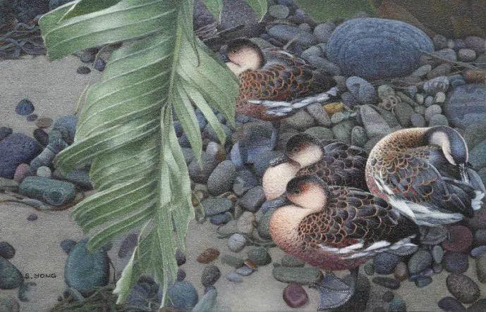 他一幅画,180天,1200颗珠子,每一颗都独一无二,让人心生敬畏!插图57