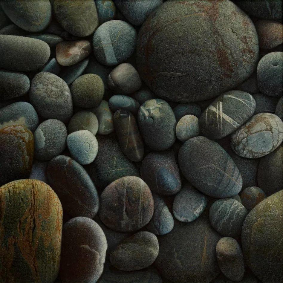 他一幅画,180天,1200颗珠子,每一颗都独一无二,让人心生敬畏!插图59