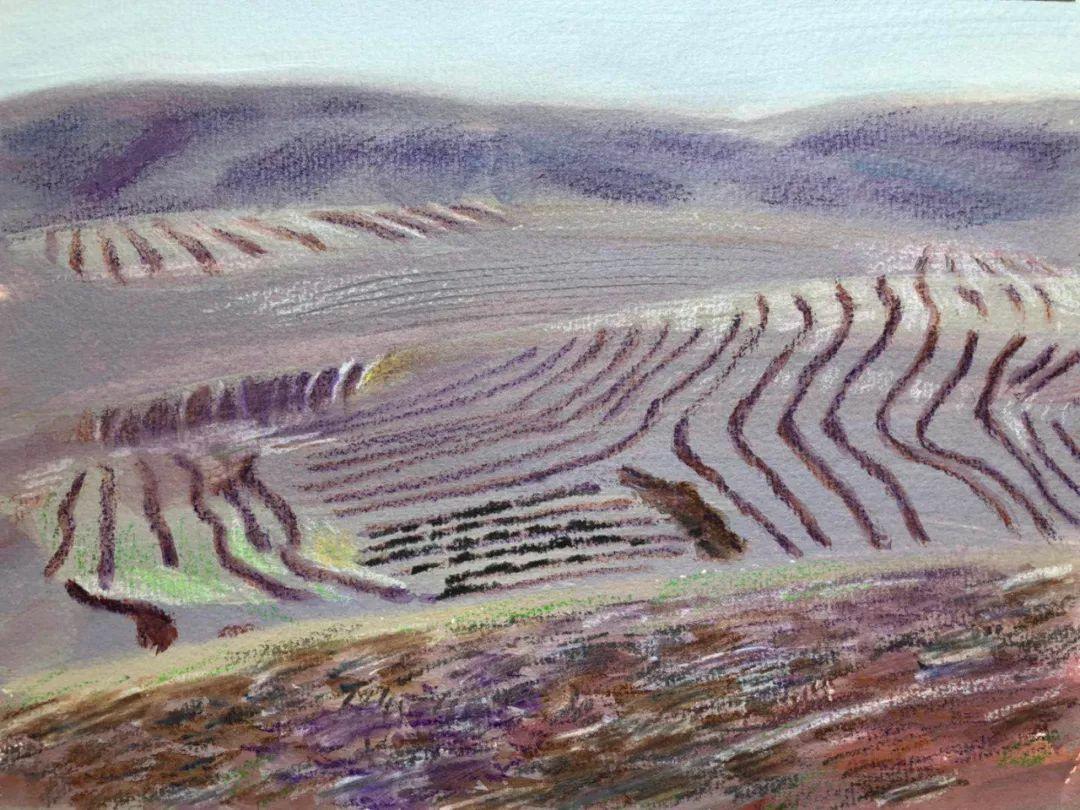 写意风格山野风景——王克举油画插图20