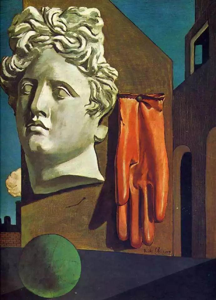 乔治·德·基里科,形而上学画派创始人之一插图1