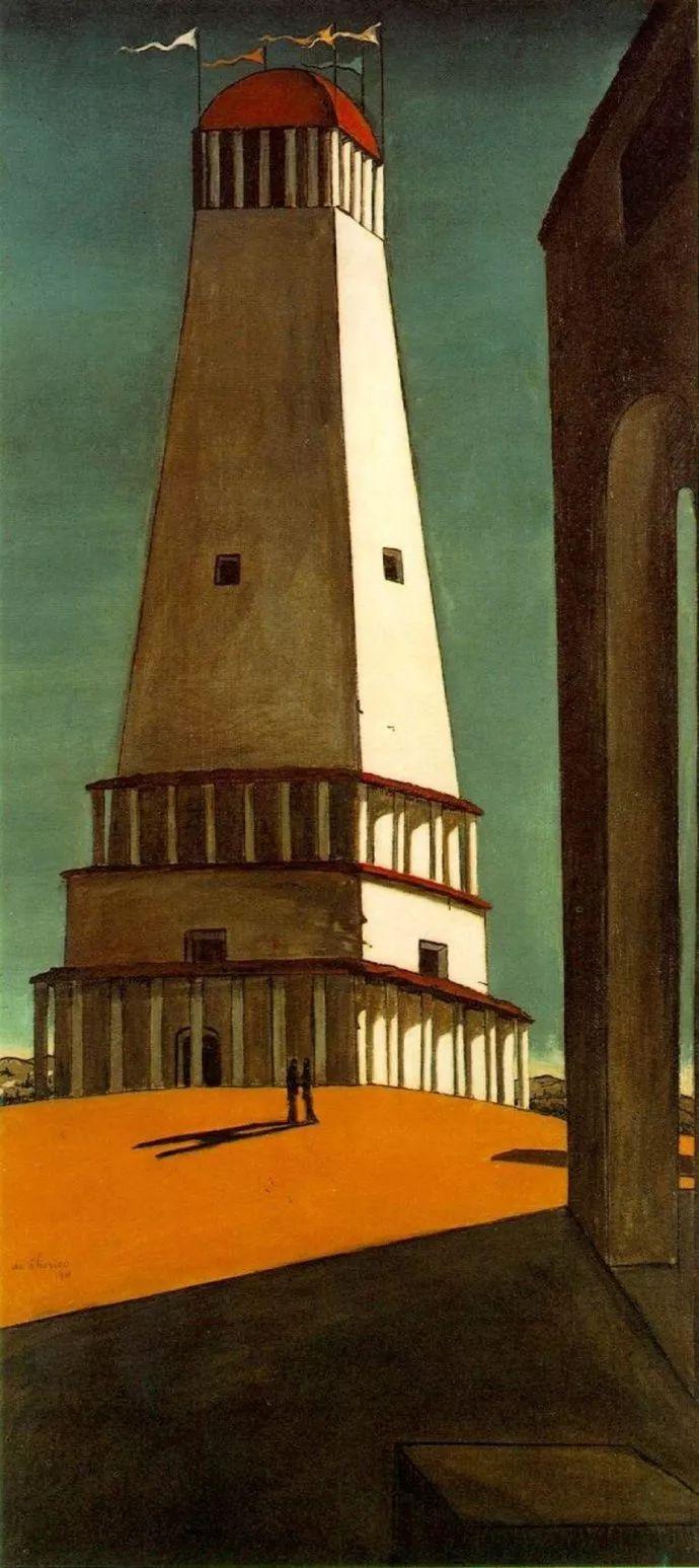 乔治·德·基里科,形而上学画派创始人之一插图3
