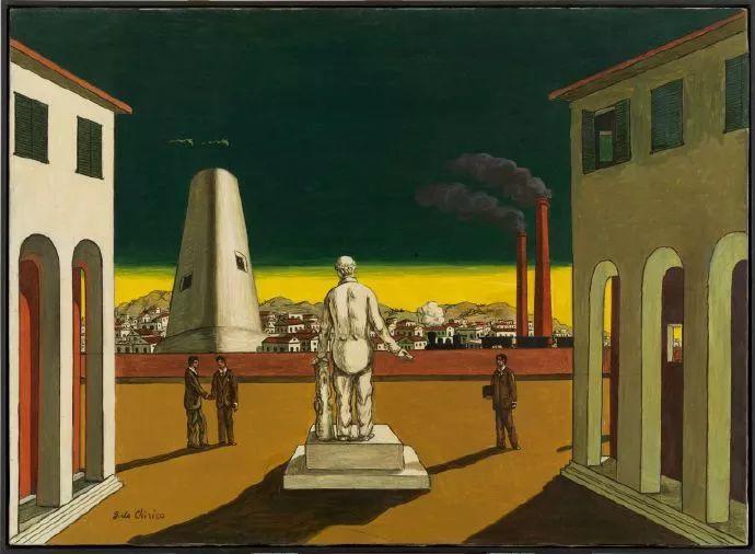 乔治·德·基里科,形而上学画派创始人之一插图11