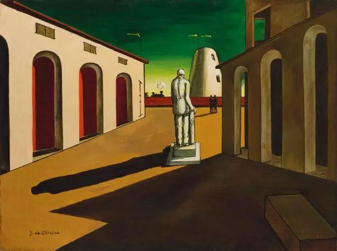 乔治·德·基里科,形而上学画派创始人之一插图15