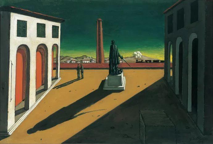乔治·德·基里科,形而上学画派创始人之一插图17